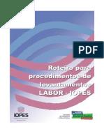 Roteiro para procedimentos de levantamentos LABOR - IOPES.pdf