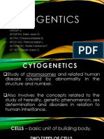 Cytogentics Powerpoint