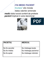 Relatia Medic Pacient-1