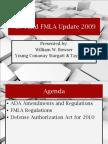 ADA FMLA Update