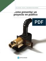 Presentar Proyectos EnPublico Cas