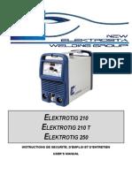 Elektrotig 210-210T-250