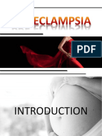 Case Analysis Pre eClampsia.. :D