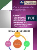 Formulacion de ProyectoMODULO II