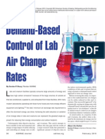 201002 ASHRAE - Demand-Based Control of Lab Air Change Rates