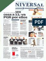 GradoCeroPress Portadas Medios Nacionales Jue 15 May 2014