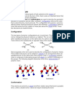 Polymer Structure