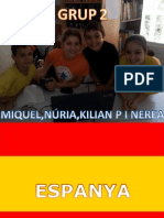 Espanya Grup 2 4tb