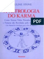 Pauline Stone Astrologia Do Karma