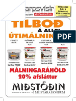 Sjonvarpsvisir 15 - 21 mai 2014 TV guide 15 - mai 2014