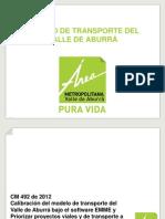 ModelodeTransporteValledeAburraAbr2014