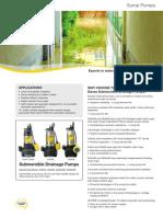 DWP0327 D42 D53 Sump Datasheet