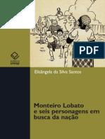 Monteiro Lobato e Seis Personagens Em Busca Da Nacao-digital