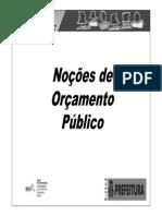Apostila Orçamento Público 02