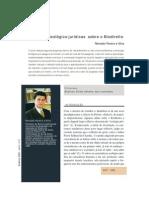 Reflexões Ecológico-‐jurídicas sobre Biodireito