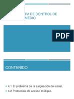 4. La subcapa de control de acceso al medio.ppt