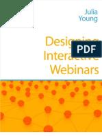designing interactive webinars