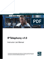 Manual Práctica Telefonia IP