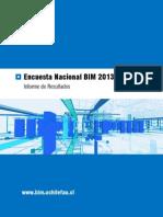 Encuesta Nacional BIM 2013
