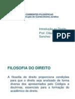 2-Correntes Filosóficas - Esquema Para o Estudo (1)