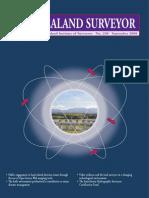 NZ Surveyor Journal 2008