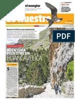 Aventura pedestre en Huancavelica
