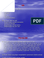 Kuliah Polusi Air