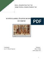 IBU ANUL I Iconoclasmul