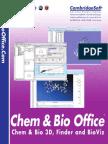 Manual ChemBioOffice y Chem3D