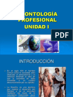 Unidad 1 Deontologia Profesional