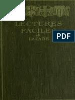 Lectures Faciles Pour Les Commencants
