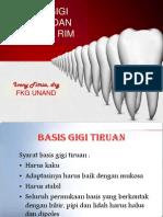 Basis Gigi Tiruan Dan Oklusal Rim (2)