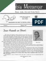 Davis Dean Judy 1971 Zambia