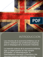 Gran Bretaña y La Revolución Industrial