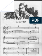 Sonatina for Accordion