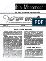Davis Dean Judy 1980 Zambia