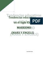 Marxismo Trabajo