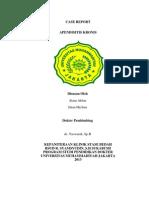 Case Report - App Kronis