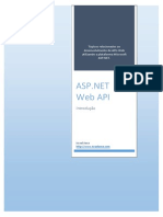 ASP.net Web API - Israel Aece