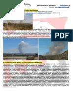 Incendio Forestal en Marines - Calles 14-5-2014