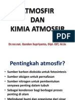 Atmosfir Dan Kimia Atmosfir