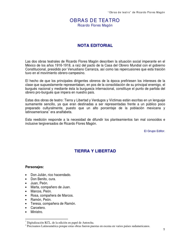 Obras de teatro - Ricardo Flores Magon.pdf