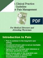 Pain Slides