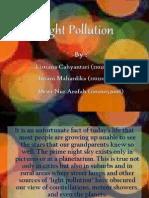 Light Pollution Bio