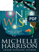 An extract of One Wish by Michelle Harrison