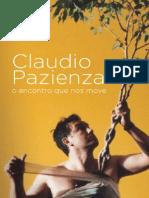 Catálogo Claudio Pazienza 2014