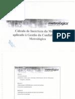 Cálculo da Incerteza de Medição.pdf
