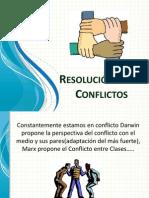 (Clase 12) Resolución de Conflictos