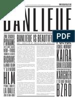 Banlieue is Beautiful