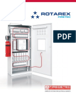 FireDETEC Application Brochure - Electrical Cabinets - En